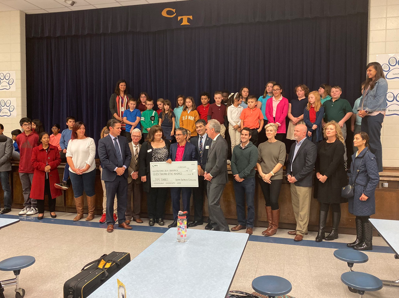 Doctors for Healthy Communities Donates to Louisville Chapter