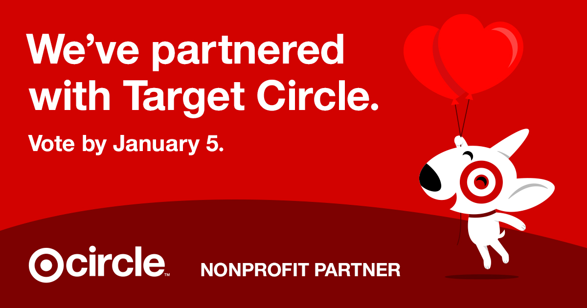 We've Partnered with Target Circle