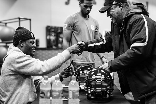Inside the Organization that Got a $25,000 Donation From Lamar Jackson