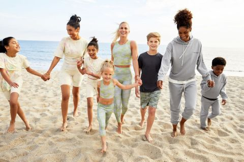 Fabletics Announces Second Limited-Edition Mom-and-Me Collection Supports Blessings in a Backpack