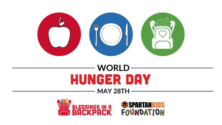 Spartan Kids Foundation Matching $3,000 in Blessings Louisville Donations on World Hunger Day