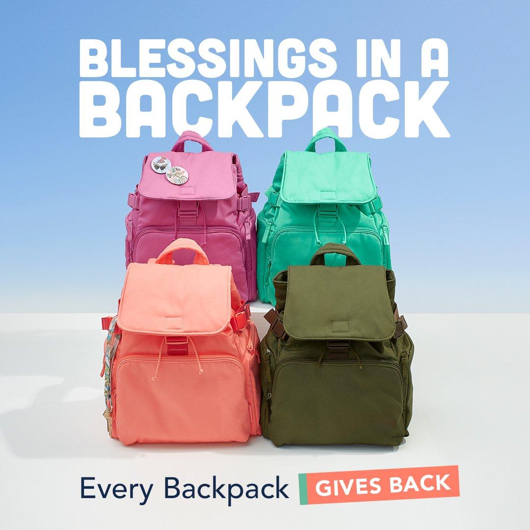 Backpacks That Give Back