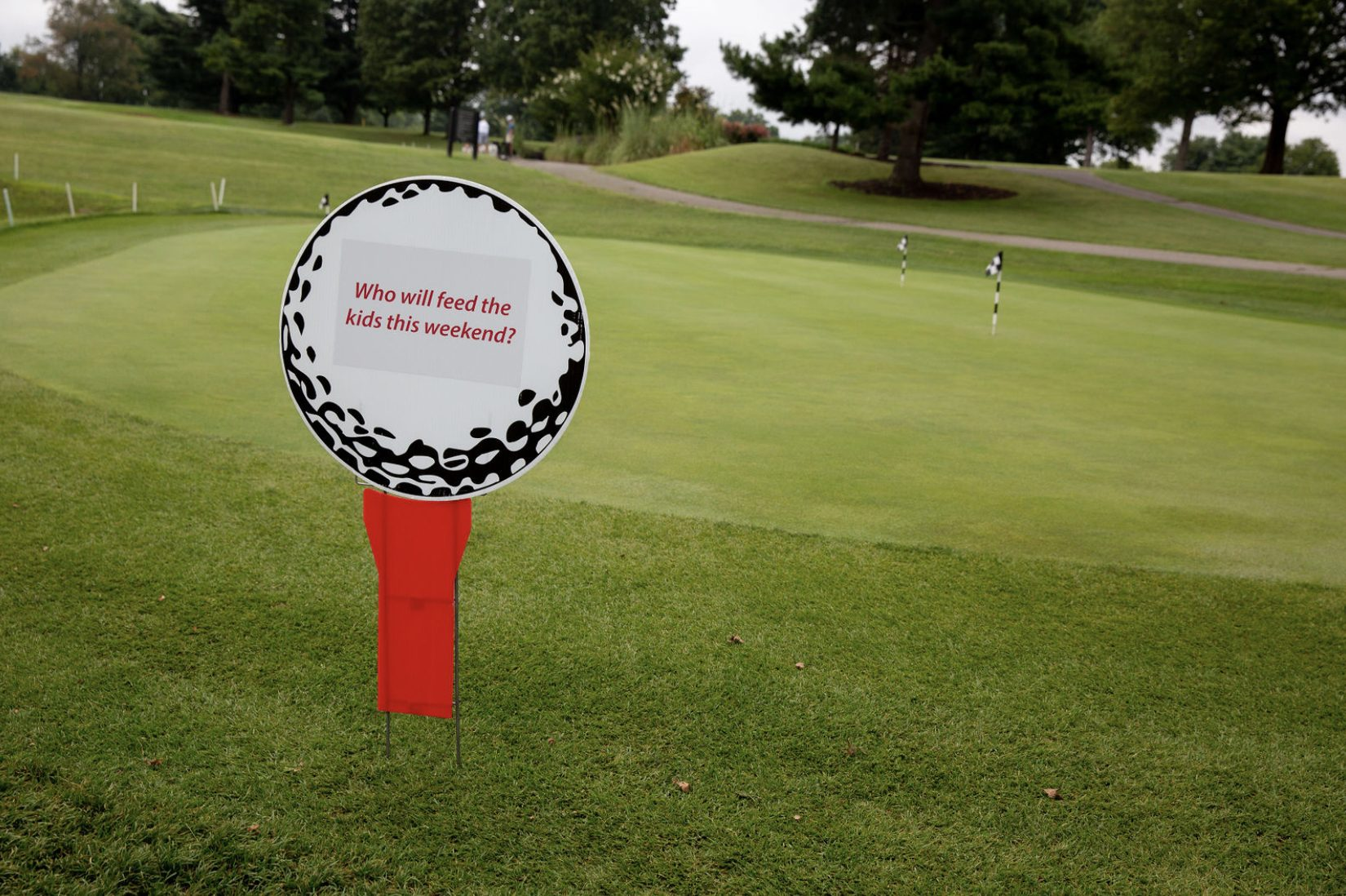 Golf Scramble Drives Donations to Help Feed Louisville Kids